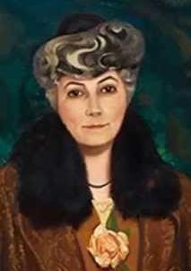 Elena Roerich - madrina dell'Agni Yoga